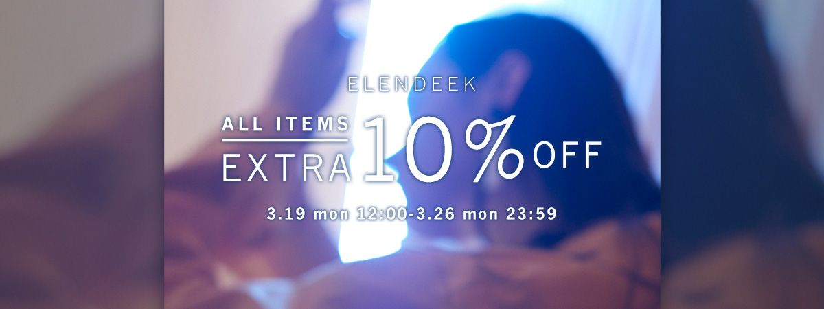 ALL ITEM 10%OFF