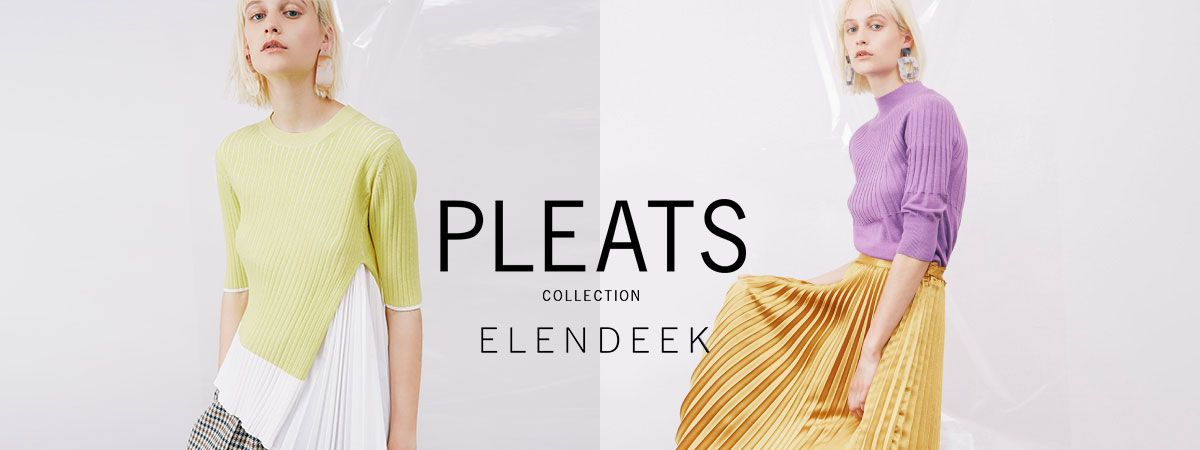 PLEATS COLLECTION