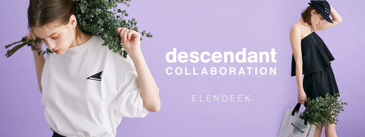 descendant × ELENDEEK